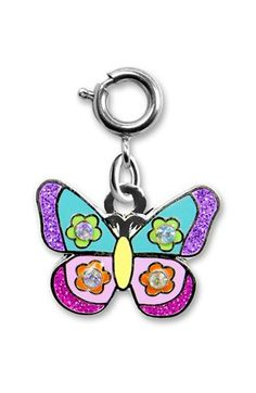 CHARM IT!® 'Butterfly' Charm (Girls) available at #Nordstrom