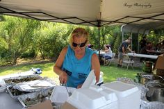 The Poker Run organizer, Amy Bean! NCDBA is so grateful for all she does for us!