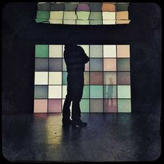 Photo of the day by Marieke van Oyen - hipstography Abstract Photography, Mobile Photography, Square Windows, Yoona, Van, Silhouette, Display, Contemporary, Doorway