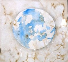 Design Sponge Salt and Coffee watercolor tutorial Salt Watercolor, Watercolor Tips, Watercolour Tutorials, Watercolor Artwork, Watercolor Techniques, Painting Techniques, Art Plastique, Looks Cool, Painting & Drawing