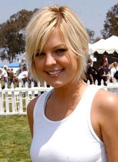 Kirsten Storms Pic - Image of Kirsten Storms - AllStarPics. Short Haircuts With Bangs, Layered Hair With Bangs, Cute Haircuts, Short Hair Cuts, Short Hair Styles, Kirsten Storms, Let Your Hair Down, Haircut And Color, About Hair