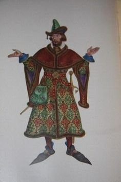 Arthur Szyk, The Canterbury Tales