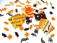 Secret Mini Halloween Print Envelope Stationary by BrisCraftyShop, $3.00