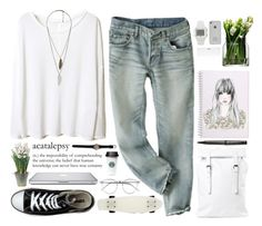 acatalepsy by shaniaayr on Polyvore featuring мода, Converse, Asya Malbershtein, adidas, Forever 21, Wildfox, Quiksilver, LSA International, BULB and GE