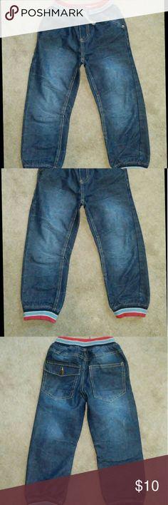 Pumpkin Patch jeans sz 5 EUC sz 5 adj waist jeans. Brand is Pumpkin Patch. Elastic cuffs. Pumpkin Patch Bottoms