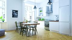 FertigDeska Design Experience/Jawor-Parkiet. Produkt zgłoszony do konkursu Dobry Design 2018. Kitchen, Table, Furniture, Design, Home Decor, Living Room, Cooking, Decoration Home, Room Decor