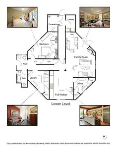 octagon house plans build yourself | octagon building | octogonal