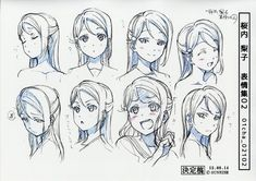 Item's picture Character Model Sheet, Character Poses, Character Modeling, Character Design References, Character Drawing, Manga Drawing Tutorials, Figure Sketching, Drawing Reference Poses, Anime Eyes
