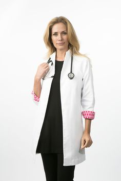 THE ESSENTIAL WHITE LAB COAT                           | Seven to Seven But I would never roll up my sleeves!