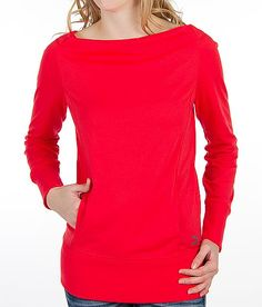 Buckle. Deer Park Town Center 847/438-6432 (Puma Cowl Neck Active Sweatshirt) #buckle #fashion www.buckle.com