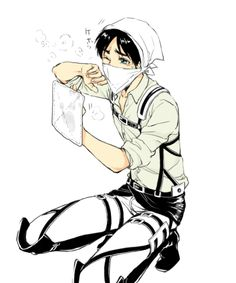 Eren Jaeger (Eren Yeager) - Attack on Titan - Image - Zerochan Anime Image Board Levi X Eren, Levi Ackerman, Armin, Attack On Titan Series, Attack On Titan Anime, Aot Characters, Fanart, My Sun And Stars, Ereri