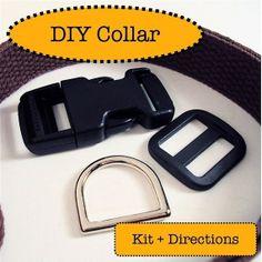 For those who like a custom collar