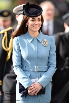 This is Kate's 2nd patronage appointment this year. On Feb. 1, 2016 the Queen reportedly served the Duchess with a prestigious patronage of the All England Lawn Tennis & Croquet Club... best known as Wimbledon. The Duchess' new role is expected to be announced officially during the tournament this summer. In an effort to reduce her workload ahead of her 90th birthday, her Majesty will step down following 64 years as Patron.