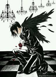 Resultado de imagen para angel y demonio anime unidos