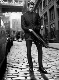 Male Model - Photographer: Hunter & Gatti - Model: Sean Harju
