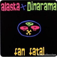 ALASKA Y DINARAMA - FAN FATAL - Cd Album - Digipack