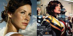 evangeline lilly wasp | Ant-Man: Evangeline Lilly parla del suo personaggio, sarà lei la ...