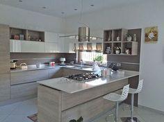 La cuisine Oyster Decorativo de Gennaro&Laura | Veneta Cucine