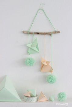 Origami_fox_Ambiance_mint_JESUSSAUVAGE