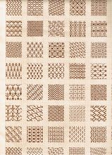Photo: Cross Stitch, Weaving, Album, Knitting, Embroidery, Punto De Cruz, Tricot, Seed Stitch, Breien