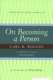 "The late Carl Rogers, founder of the humanistic psychology movement, revolutionized psychotherapy with his concept of ""client-centered th. Therapy Tools, Art Therapy, Books To Read, My Books, Humanistic Psychology, Carl Rogers, Phil Jackson, Book Nooks, Love Book"