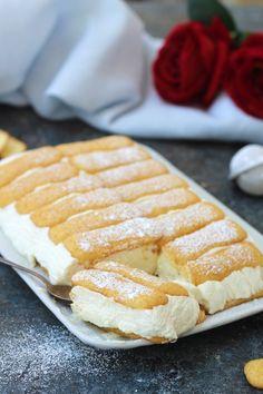 No Bake Desserts, Delicious Desserts, Italian Cake, Best Italian Recipes, Churros, Trifle, Biscotti, Gelato, Hot Dog Buns