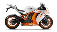 My all-time best designed motorbike. KTM RC8 R