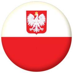 Poland Eagle Country Flag