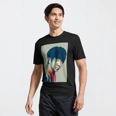 Jung Kook, My T Shirt, Female Models, Chiffon Tops, Classic T Shirts, Shirt Designs, Printed, Tees, Awesome