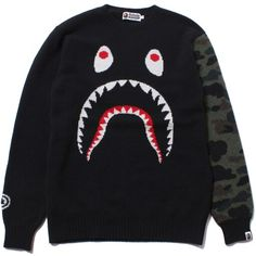 Bape Shark Knitted