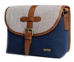 Torba Ciesta Blueberry #torba #torbanaaparat #camerabag #styleboxPL