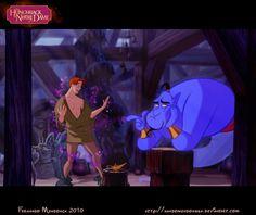 Fun Artwork Inspired by Disney Characters - by Fernando Mendonça Disney Pixar, Disney Fan Art, Disney Animation, Disney And Dreamworks, Disney Characters, Funny Disney, Disney Princesses, Style Disney, Disney Dream