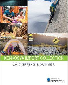 いいね!4件、コメント1件 ― 株式会社ケンコー社さん(@kenkosya)のInstagramアカウント: 「2017 SPRING & SUMMER KENKOSYA IMPORT COLLECTION  完成!! #kenkosya #登山 #アウトドア #キャンプ #ランニング #カタログ…」