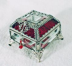 Stained Glass Box- i want to make a box like this but modern design