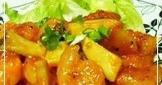 ✤海老とエリンギのオーロラ炒め✤ by ジュリネ☆ 【クックパッド】 簡単おいしいみんなのレシピが289万品