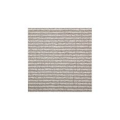 Manx Natural Shades Pinstripe Clay 50% Wool 50% Polypropylene Grey/Cream Loop Stripe Carpet - Loop Pile from All Floors UK