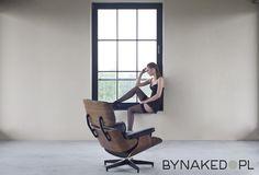 Lounge Chair www.bynaked.pl  www.facebook.com/designerskie.meble Eames, Floor Chair, Armchair, Lounge, Flooring, Facebook, Furniture, Home Decor, Sofa Chair
