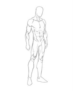 Figure Template 5 by SILLYMUSHR00M on DeviantArt