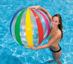 Intex Jumbo Inflatable Ball * Click image for more details.Note:It is affiliate link to Amazon.