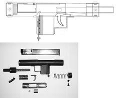 Scribd is the world& largest social reading and publishing site. Dremel, Homemade Weapons, Homemade Tools, Rubber Band Gun, Hidden Gun, Scrap, Gun Art, Submachine Gun, Home Tools