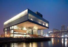 Boston's Institute of Contemporary Art