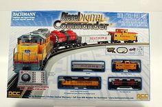 Bachmann HO Scale Train Set