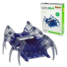 Spider Robot Science Kit Playwrite…