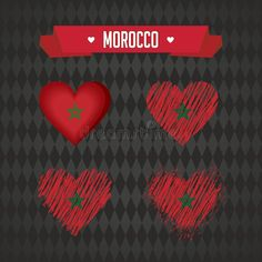 Morocco With Love. Design Vector Broken Heart With Flag Inside. Stock Vector - Illustration of region, kingdom: 127505098 Morocco Flag, Label, Shapes, Graphic Design, Map, Heart, Illustration, Location Map, Illustrations