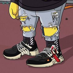 No photo description available. Simpsons Tattoo, Simpsons Art, Shoes Vector, Simpson Wallpaper Iphone, Trill Art, Pictures Of Shoes, Nike Kicks, Stoner Art, Supreme Wallpaper