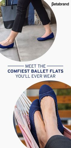 2021152c6b2 These are THE MOST COMFORTABLE FLATS you will ever wear! Free shipping +  Free returns