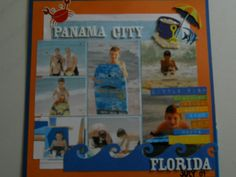 Layout of beach pics page1