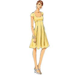 Simple pretty dress