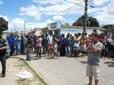 # Noticiário de Hoje #: FEIRA DE SANTANA: Vendedor de calçados é morto den...