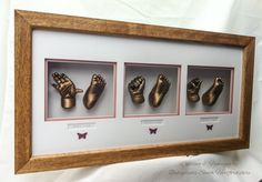 Babyprints are specialists in providing a quality hand and foot casting service for all ages. Baby Hand And Foot Prints, Baby Cast, Memory Crafts, Hand Molding, Baby Hands, Sculpting, Pink Ladies, Souvenir Ideas, It Cast